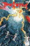 Обложка комикса Триллиум №8