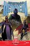 Обложка комикса Поразительные Мстители №9
