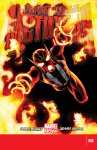 Обложка комикса Поразительные Мстители №8