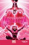 Обложка комикса Поразительные Мстители №10