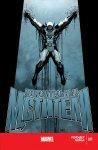 Обложка комикса Поразительные Мстители №12