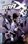 Обложка комикса Поразительная Сила-Икс   №4