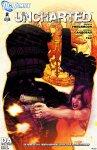 Обложка комикса Uncharted №2
