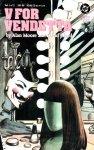 Обложка комикса V — значит вендетта №1