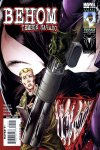 Обложка комикса Веном: Темное Происхождение №2