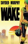 Обложка комикса Пробуждение №6
