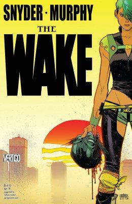 Серия комиксов Пробуждение №6