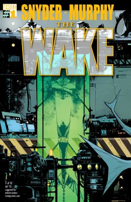 Серия комиксов Пробуждение