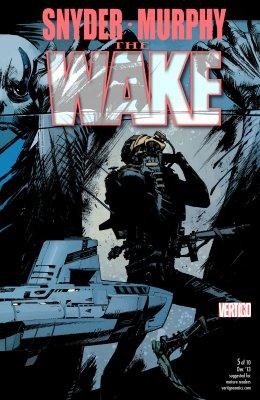 Серия комиксов Пробуждение №5