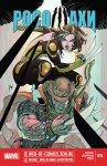 Обложка комикса Росомахи №14