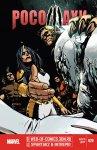 Обложка комикса Росомахи №20