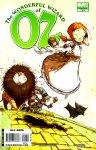 Обложка комикса Удивительный волшебник из страны Оз №1