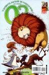 Обложка комикса Удивительный волшебник из страны Оз №2