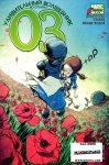 Обложка комикса Удивительный волшебник из страны Оз №3