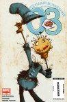 Обложка комикса Удивительный волшебник из страны Оз №7