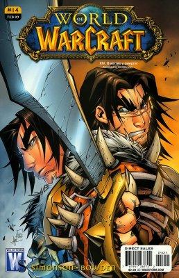 Серия комиксов World of Warcraft №14