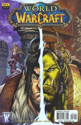 Серия комиксов World of Warcraft №16