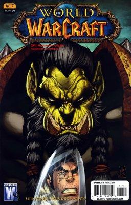 Серия комиксов World of Warcraft №17