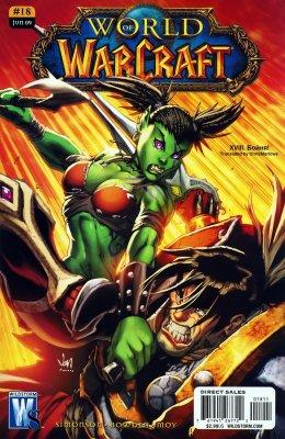 Серия комиксов World of Warcraft №18
