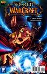 Обложка комикса World of Warcraft №19