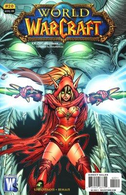 Серия комиксов World of Warcraft №20