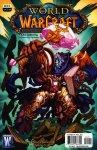 Обложка комикса World of Warcraft №22