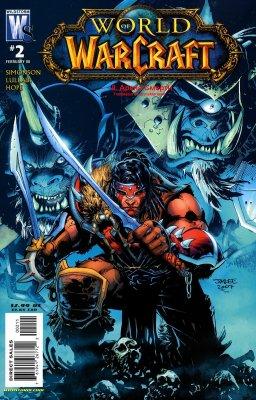 Серия комиксов World of Warcraft №2