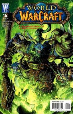 Серия комиксов World of Warcraft №4