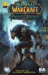 Обложка комикса World of Warcraft: Проклятье Воргенов №1