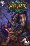Обложка комикса World of Warcraft: Проклятье Воргенов №5