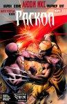 Обложка комикса Люди-Икс: Раскол №4