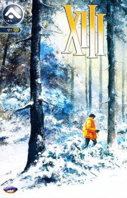 Серия комиксов XIII №3
