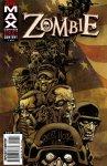 Обложка комикса Зомби
