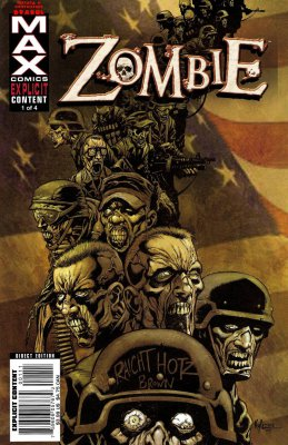 Серия комиксов Зомби
