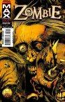 Обложка комикса Зомби №2