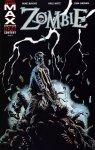 Обложка комикса Зомби №4
