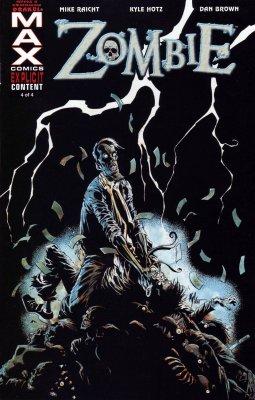 Серия комиксов Зомби №4