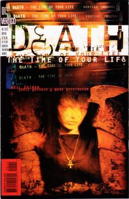 Серия комиксов Смерть: Срок Твоей Жизни
