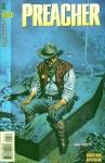 Обложка комикса Проповедник №11