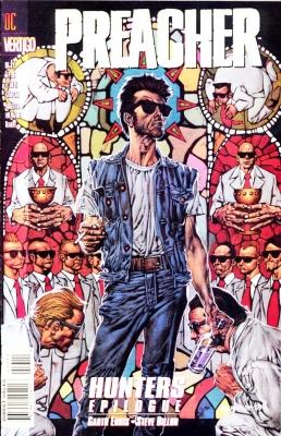 Серия комиксов Проповедник №17
