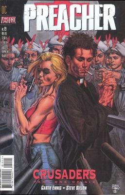 Серия комиксов Проповедник №19