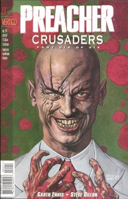 Серия комиксов Проповедник №24
