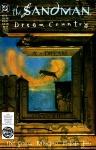 Обложка комикса Песочный человек №18