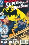 Обложка комикса Супермен и Багз Банни №3