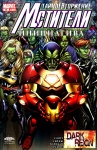 Обложка комикса Мстители: Инициатива №15