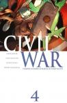 Обложка комикса Гражданская война №4