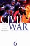 Обложка комикса Гражданская война №6
