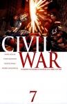 Обложка комикса Гражданская война №7
