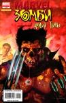 Обложка комикса Марвел Зомби против Армии Тьмы №5