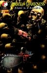 Обложка комикса Армия тьмы: Прах к праху №2